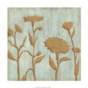 Golden Wildflowers I