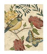 Antique Aviary I