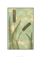 Tranquil Cattails IV
