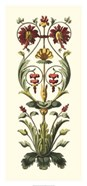 Elegant Baroque Panel I