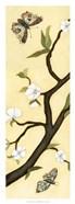 Eastern Blossom Triptych I