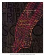 Neon Map II