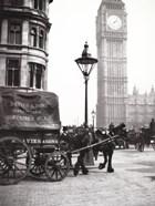 Big Ben, London, c 1900s