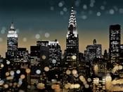 New York Night I