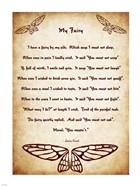 My Fairy by Lewis Carroll - tall