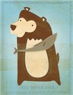 The Happy Bear