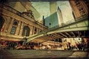 Chrysler Over Grand Central