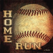 Home Run with Baseball