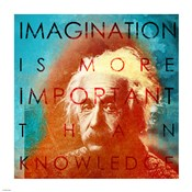 Einstein - Imagination Quote
