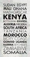 African Countries I