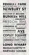Boston Cities I