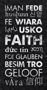 Faith in Different Languages
