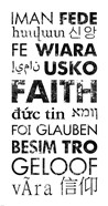Faith Languages