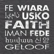 Faith Square Gray