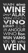 Wine in Different Languages