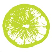 Lime Orange Slice