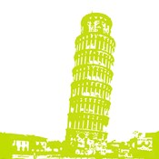 Pisa in Lime