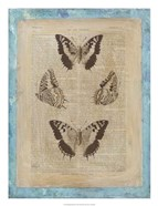 Bookplate Butterflies II