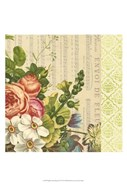 English Garden Bouquet IV