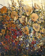 Bright & Bold Flowers I