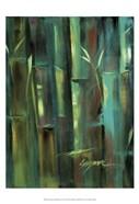 Turquoise Bamboo II
