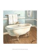 Porcelain Bath IV