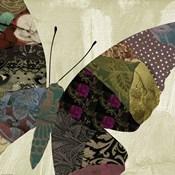 Butterfly Brocade IV