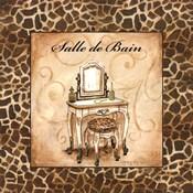 Giraffe Salle de Bain
