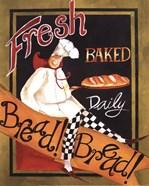 Fresh Baked Bread - mini