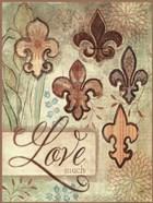 Love Fleur de Lys