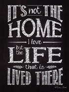 It's Not The Home