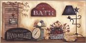 Country Bath - Fresh Towels