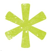 Lime Asterisk