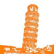 Pisa in Orange
