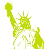 Liberty in Lime