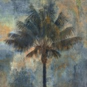 Palm and Blue