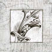 Acanthus Detail I
