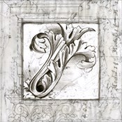 Acanthus Detail IV