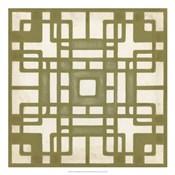 Non-Embellished Deco Tile II