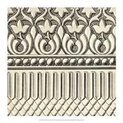 Ornamental Tile Motif V