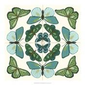 Butterfly Tile II