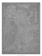 City Map of Boston