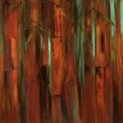 Sunset Bamboo I