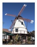 Santa Ynez Valley of Santa Barbara County, California