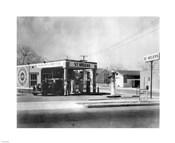 Harlow's Service Station, Anaheim 1930