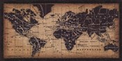 Old World Map ( in French)