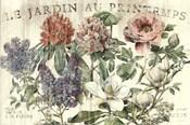 Le Jardin Printemps