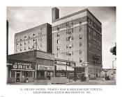 O. Henry Hotel, Greensboro, Guilford County, NC