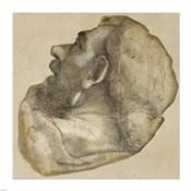 Cartoon of the Head of Saint James