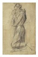 Study of Saint Francis